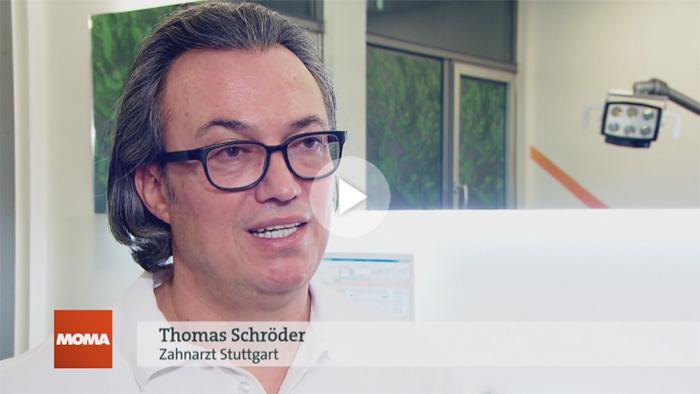 Bei Zahnarzt Dr. Thomas Schröder in Stuttgart bekommen Sie von Montag bis Freitag flexibel von 7 bis 21 Uhr einen Zahnarzttermin, ganz ohne Wartezeit.